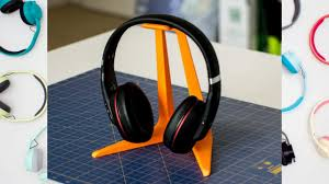 featured image of 22 best headphone stands and headset stands to 3d print