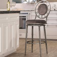 hillsdale bar stools. Hillsdale Furniture Bar Stools Luxury Big Ben Pewter Finish And Ash Upholstered Stool W