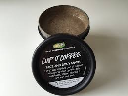 cup o coffee face body mask write a review