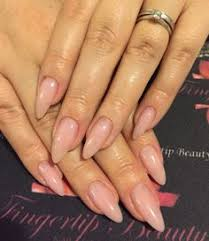 <b>Nude pink</b>   Nails in <b>2019</b>   Almond nails, Swag nails, Stiletto nails