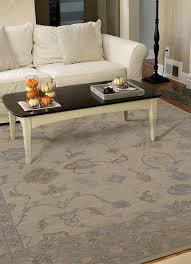 oushak or ushak rugs