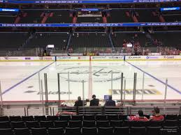Capital One Arena Section 111 Washington Capitals