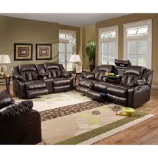 sebring bonded leather double motion simmons sofa simmons upholstery sleeper sofa