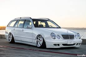 We're sorry, our experts haven't reviewed this car yet. Third Bagged Benz 2001 E320 Wagon Page 3