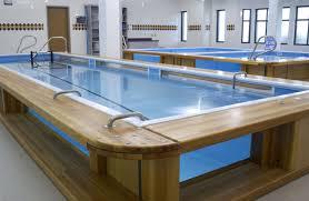 aquagaiter drop in underwater treadmill by hudson aquatic systems llc