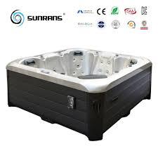 China 2017 Sunrans New Design Good Quality Balboa Acrylic SPA Hot Tub  Jacuzzi - China SPA, Hot Tub