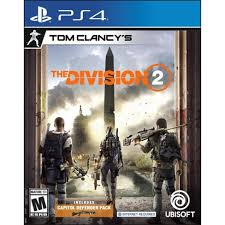 <b>Tom Clancy's: The</b> Division 2 - <b>PlayStation 4</b> : Target