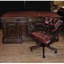 oval office resolute desk. American Presidents Desk - Exact Replica Of Found In The Oval Office At White Resolute \