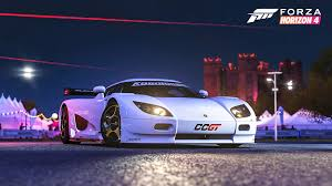 During the 2017 iaa show in frankfurt, germany, the bugatti chiron (piloted by colombian race drive juan pablo montoya) broke the world record time for a vehicle to accelerate from a standstill to 400 km/h (249 mph) and safely return to a. Forza Horizon 4 S Series 15 Update Touts Upgrade Heroes Fullthrottle Media