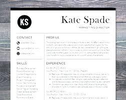 Free Modern Resume Templates Gorgeous Free Modern Resume Template Sapphirepartners