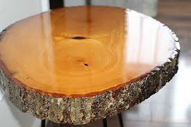 gorgeous diy resin wood table