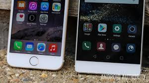 huawei p8 lite vs iphone 6. huawei p8 vs iphone 6 lite )