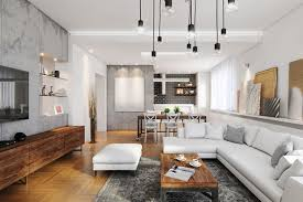 Decorating An Apartment Interior Simple Decoration