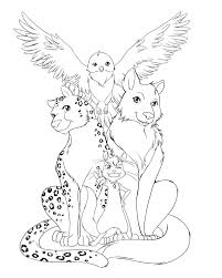 Animal Coloring Pages For Adults Coloring