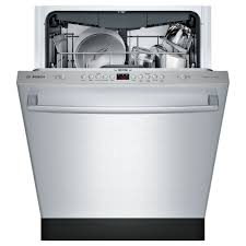 bosch silence plus 48 dba.  Bosch Bosch ASCENTAu0026tradeBar Handle BuiltIn Dishwasher With Silence Plus 48 Dba S