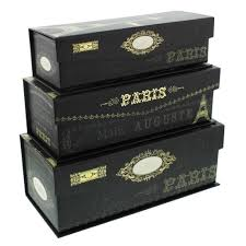 Stacking Boxes Decorative Decorative Stacking Storage Boxes With Lids 11
