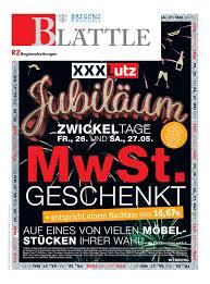 Bregenzer Blättle 21 By Regionalzeitungs Gmbh Issuu