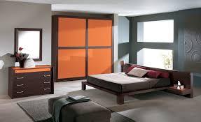 Orange And Black Bedroom Grey And Orange Bedroom Home Design Ideas
