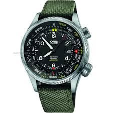 """automatic watches watch shop comâ""""¢ mens oris big crown propilot altimeter automatic watch 0173377054134 set52314fc"""