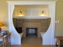 ... Amusing Living Room Design Using Fireplace Wall Sconces : Fascinating  Living Room Design Ideas With Cone ...