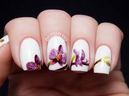 chalkboardnails: Pantone Radiant Orchid Nail Art The Pantone color ...