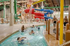 Take A Ride On Great Wolf Lodge Slide As The Garden Grove Resort Is Now  Open YouTube