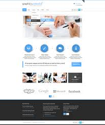 Business Website Templates PSD CORPORATE BUSINESS WEB DESIGN TEMPLATE DesignsCanyon 8