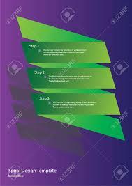Spiral Flowchart Design For Presentation