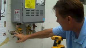 Gas Water Heater Installation Kit Tankless Water Heater Installation Part 1 Placement Valves And