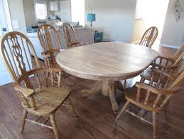 dark oak table and 6 chairs best way to update this golden oak table chairs