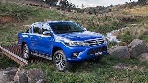 Toyota Hilux Reviews, Specs, Prices, Photos And Videos | Top Speed