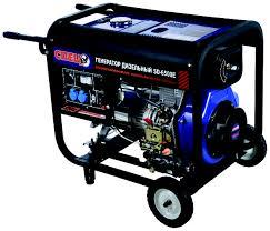 <b>Дизельный генератор СПЕЦ</b> SD-6500Е - цена, отзывы ...