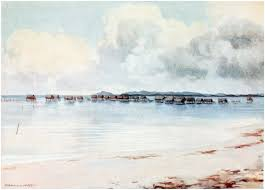 South Shore Beach Little Compton Tide Chart The Savage South Seas By Ernest Way Elkington A Project