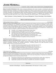 Sales Representative Resume Sample Medical Sales Representative ...