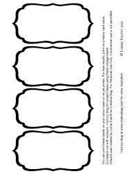 56 Cute Mason Jar Labels Kittybabylove