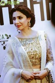 stani bridal makeup tutorial dailymotion in urdu beauty mahira fancy dresses fashion icons khan traditional wears