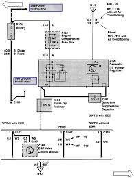 1994 land rover discovery wiring diagram wiring harness alternator