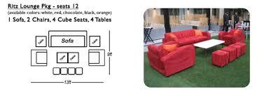 Lounge Event Furniture Rentals Los Angeles Party Rentals Orange