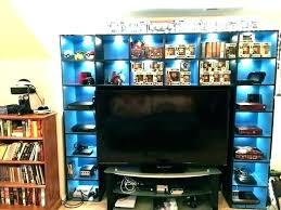 video gaming room furniture. Gamer Room Furniture Video Game Storage Ideas Lovely . Gaming