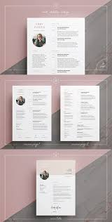 Innovative Resume Templates Impressive Professional ResumeCV And Cover Letter Template With A Fresh
