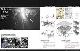 architecture design portfolio examples. Architecture Portfolio Layout8 Design Examples