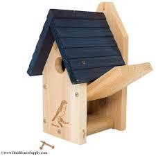 woodlink garden bluebird house