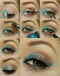 makeup tutorial for beginners mugeek vidalondon source 12 simple summer eye make up tutorials 2016 beginners