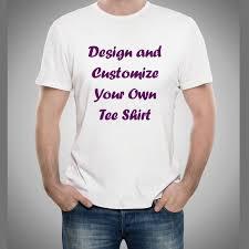 Make Your On Shirt Design Your Own Tee Shirt