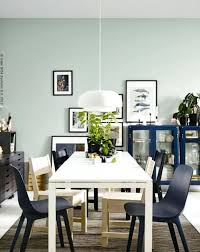round dining table and chairs wide living room extendable sets ikea set