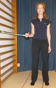 spierversterkende oefeningen schouder
