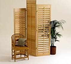 louvered screen