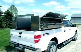 Black Pickup Truck Tool Boxes Side Mount Truck Box Tool Boxes Truck ...