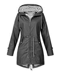 Ed Express Womens Autumn Winter Warm Jackets Outdoor