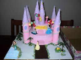 Disney Princess Themed Birthday Cakes Disney Princess Birthday Cake
